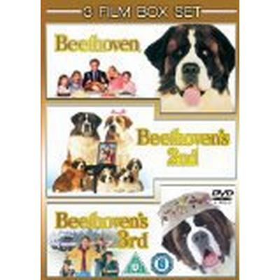 Beethoven/Beethoven's 2nd/Beethoven's 3rd [DVD]